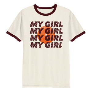 My Girl Ringer Tee